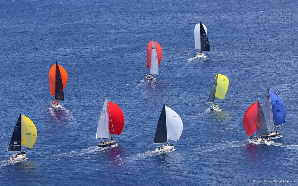 Campeonato cruceros de portugal lanzarote sailing paradise