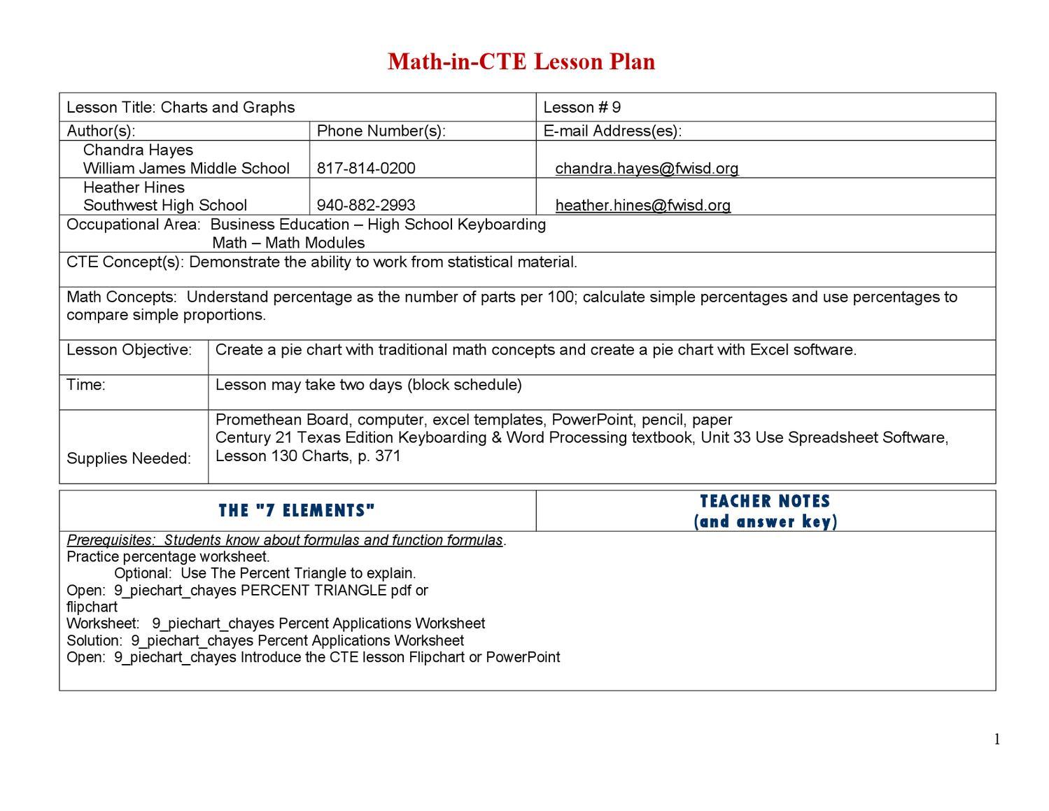Excel Activities For Students Download