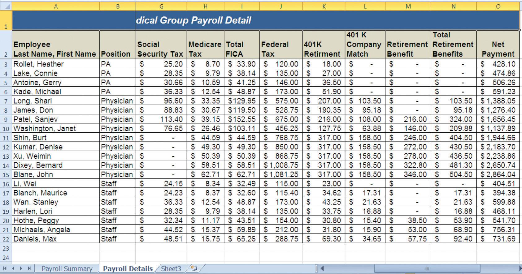 Excel Spreadsheet Practice Exercises Templates