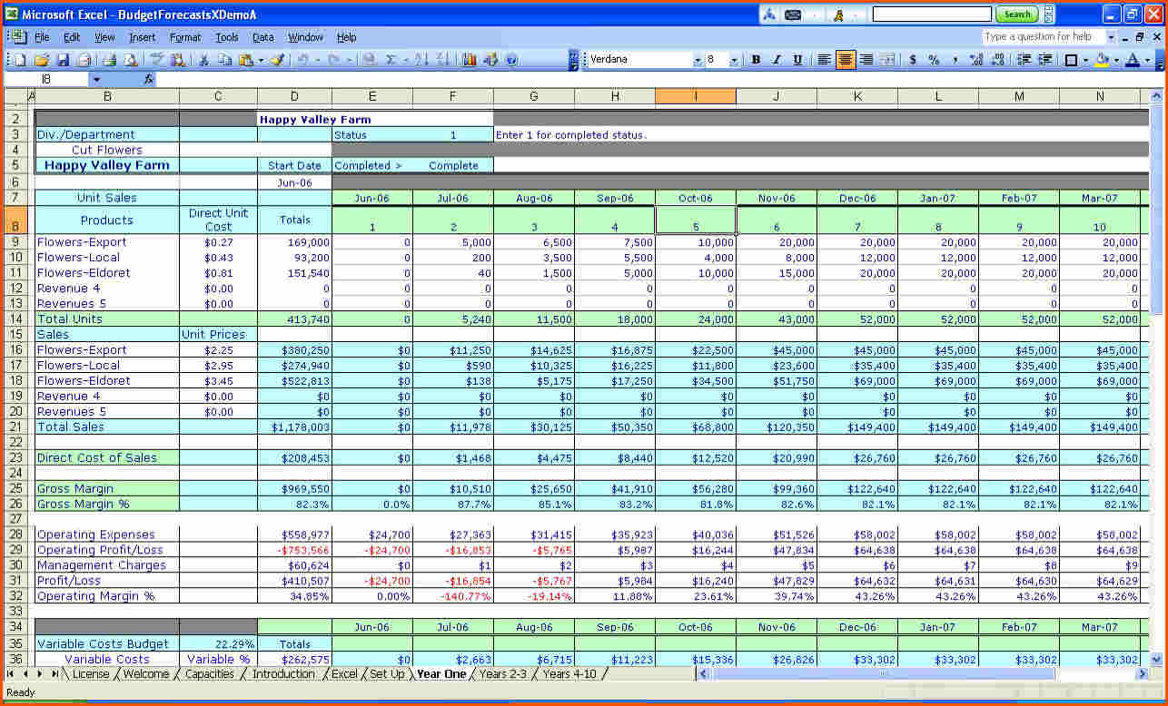 Simple Daily Budget Worksheet Printable