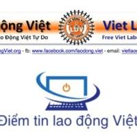 LAO ĐỘNG VIỆT ĐIỂM TIN - Bản tin số 25