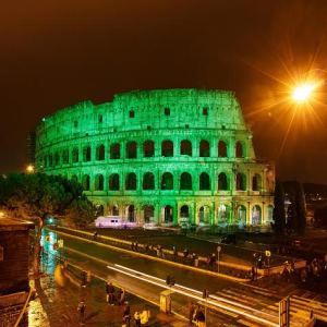 Tourism Ireland announces Global Greening lineup for St Patrick's Day 2016
