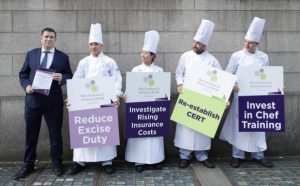 Shortage of Chefs threatens the success of Tourism Industry Recovery - Restaurants Association of Ireland