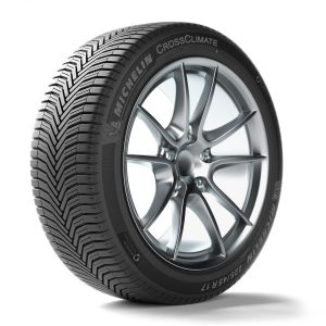 Michelin Unveils Crossclimate+ Tyres