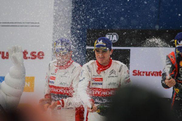 Ireland's Craig Breen Scores Best His Best Result in World Championship Rally