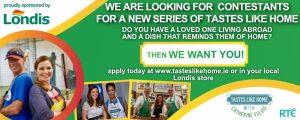 """Tastes Like Home"" TV Show Seeking Participants"