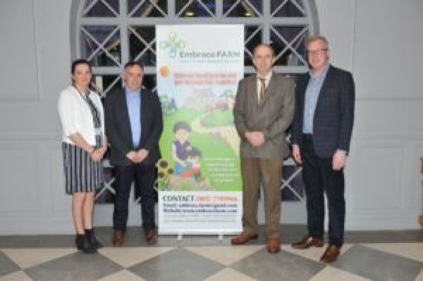 Embrace FARM Ecumenical Remembrance In Abbeyleix
