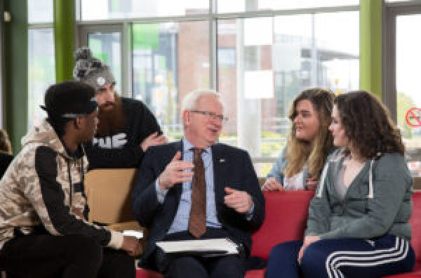 Ambitious Five Year Strategy Ushers in New Era of Higher Education at LIT