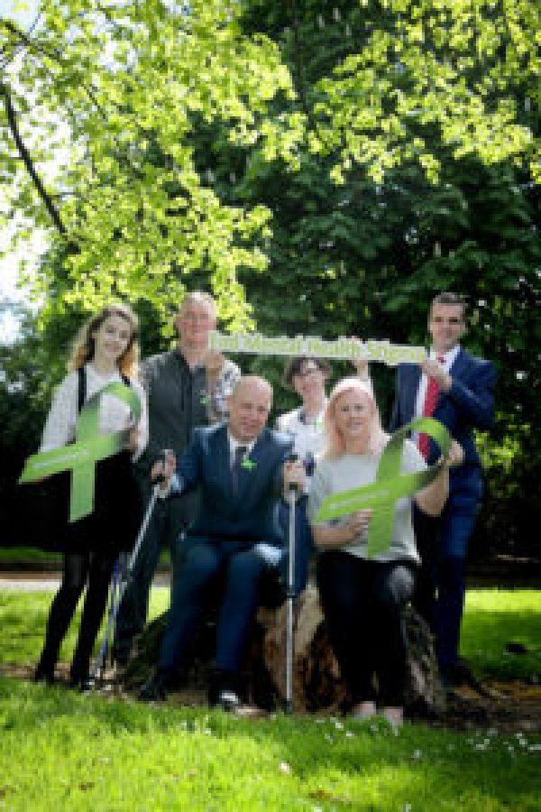 Get Walking, Get Talking - IFA Announces Forest Walks in Support of Green Ribbon Campaign