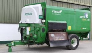 Mixer Wagon Rental Scheme Luanched To Support Irish Farmers Affected By Drought