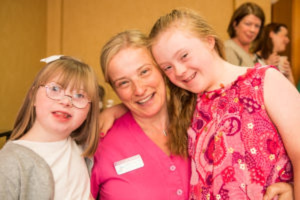 Down Syndrome Ireland's Tipperary Branch presents 'outstanding' nurse with award