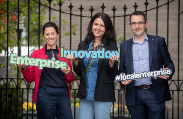 Tipperary and Carlow chosen to pilot landmark innovation, design and sustainability programme, CATALYST