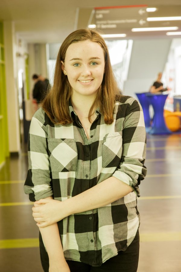 Laois Student Attends First Day At IT Sligo