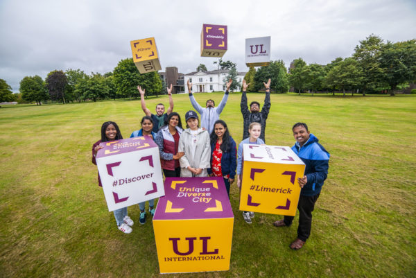 University of Limerick welcomes almost 3,000 international students