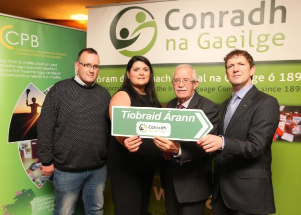 Tipperary constituents play their part in Clinic Na Gaeilge