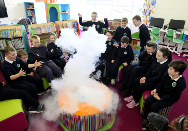 ESB Science Blast to Ignite the Primary School Calendar