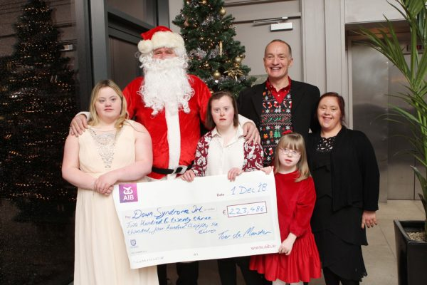 Tour de Munster 2018 raises €256,404 for Munster Branches of Down Syndrome Ireland and individual beneficiaries