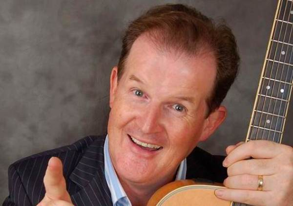 Aonghus McAnally returns to The Source Arts Centre this February with his brand new show
