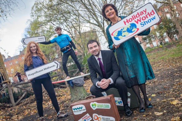 Tipperary Exhibitors take part in Holiday World Show's largest ever Home Holiday Pavilion