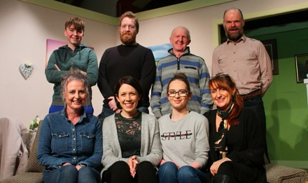 Borrisokane Players Ask That Whatever You Do in 2019, 'Don't Tell The Wife'