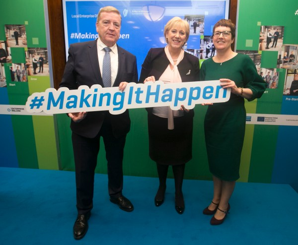 Local Enterprise Office Tipperary Creates 168 Jobs in 2018