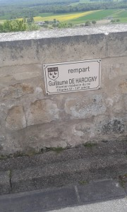 laon rampart guillaume de harcigny