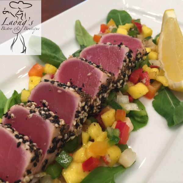 Tuna Steak Paradise