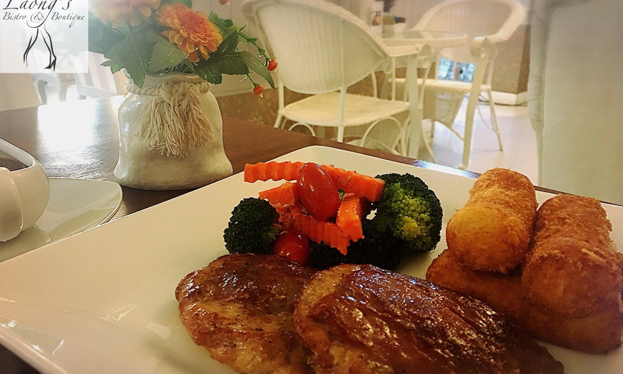 Our Pork Saltimbocca
