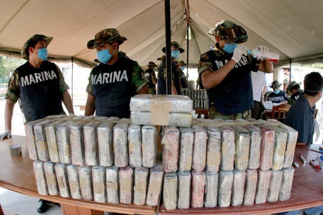 El narcotráfico, un flagelo en América Latina