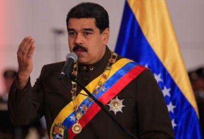 Venezuela: Maduro prometió que la mayor parte del presupuesto se destinará a políticas sociales, educativas y de salud