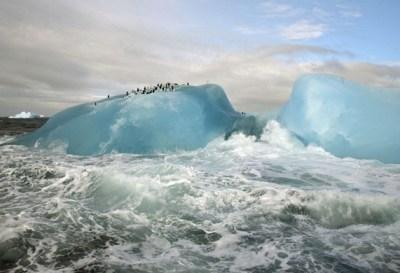 Las graves consecuencias del calentamiento global