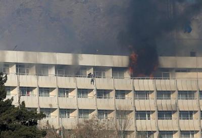 Atentados en Kabul ocasionan al menos 40 muertos