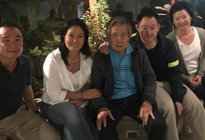 Perú: Alberto Fujimori fue dado de alta y quedó en libertad