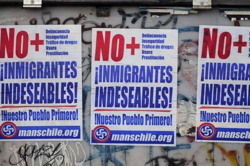 Chile: entre la inmigración y la xenofobia