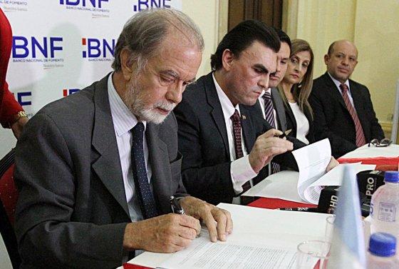 bancos-publicos-paraguay-argentina-firmaron-acuerdo-cooperacion