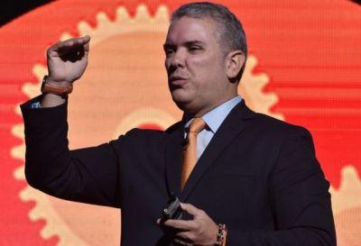 Iván Duque asume hoy la presidencia de Colombia, con la meta de consolidar la paz