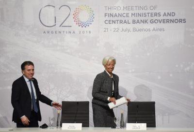 Luego de 14 años, llegó a la Argentina una misión del FMI para auditar las cuentas
