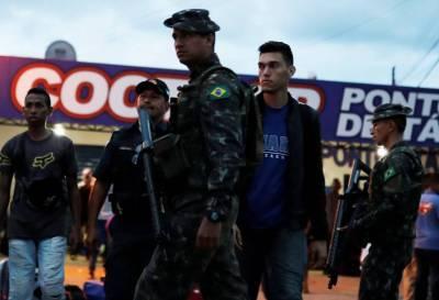 Temer envía tropas militares a la frontera con Venezuela
