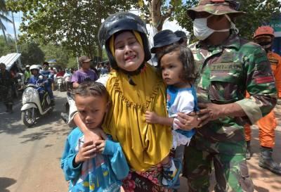 Un nuevo terremoto sacudió a Lombok: ya son al menos 319 los fallecidos
