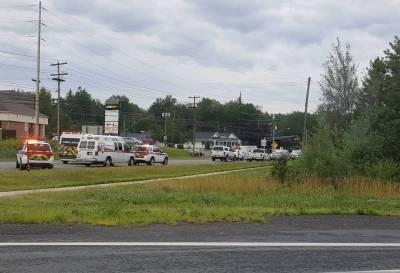 Detuvieron a un sospechoso por tiroteo en Canadá: murieron cuatro personas