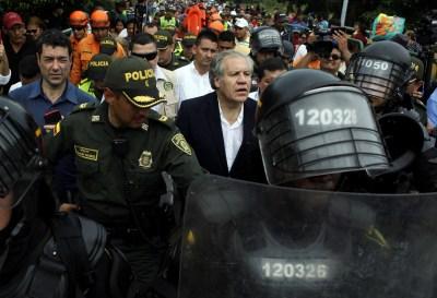 Luis Almagro y la utilización política de la crisis venezolana