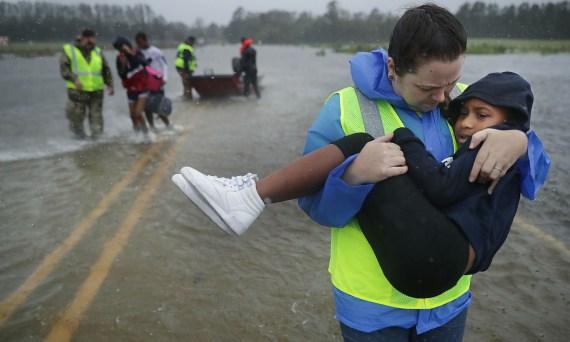 el-huracan-florence-ya-toco-tierra-en-las-carolinas