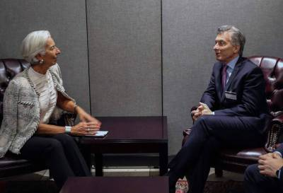 Argentina celebró un nuevo acuerdo con el FMI