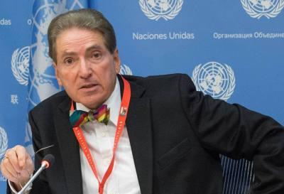 El extraño destino del informe de Alfred de Sayas sobre Venezuela