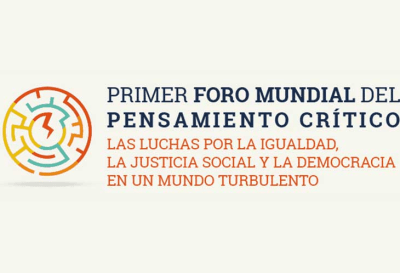 Argentina: se realizará el Primer Foro Mundial del Pensamiento Crítico