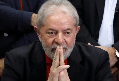 Lula declaró en la justicia por primera vez desde que está en prisión