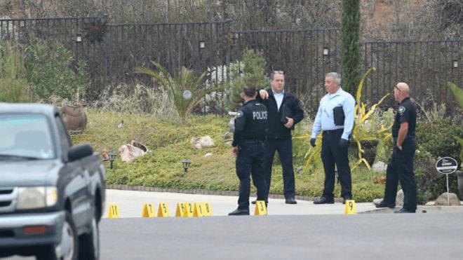 Hay al menos 12 muertos por un tiroteo en California