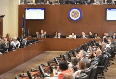 La OEA amenaza con la expulsión a Nicaragua
