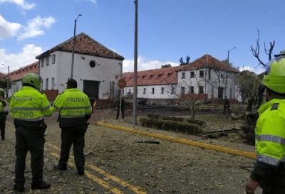 Colombia: atentado en Bogotá provocó 21 muertos y más de 60 heridos