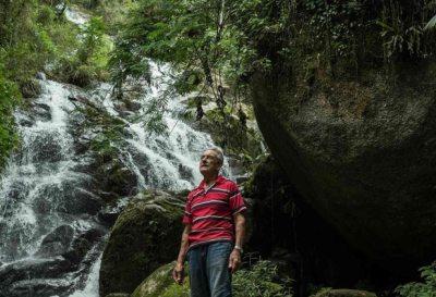 Antonio Vicente y su fantástica aventura de reforestación